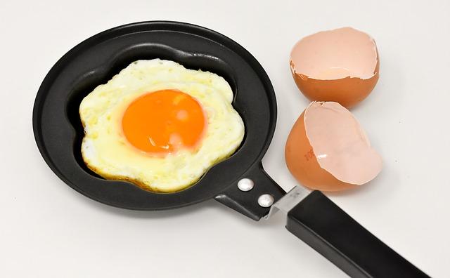 healthy breakfast options eggs