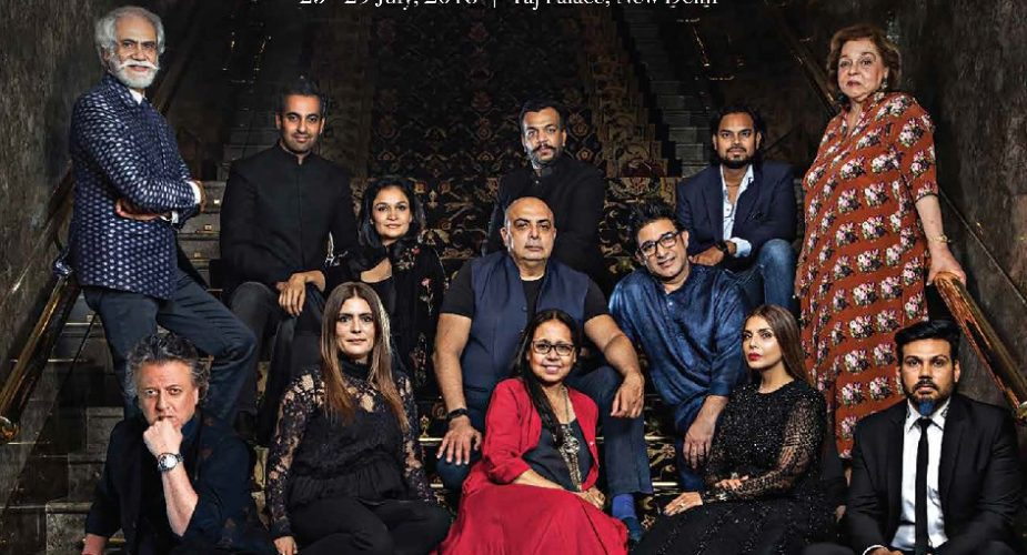 India Couture Week 2018 Unveils from July 25 in Delhi