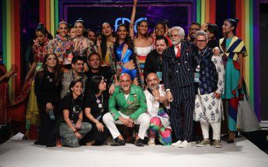 Highlights of Lotus India Fashion Week Spring summer 2019