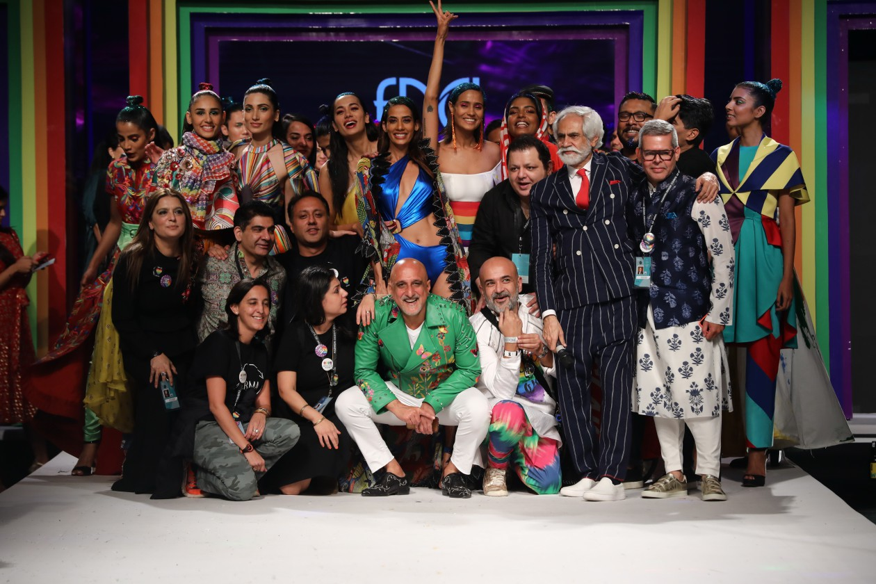 lotus India fashion week
