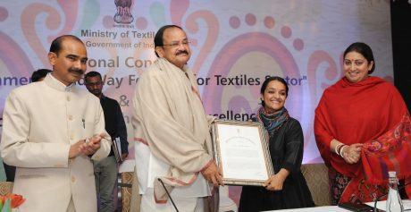 Ministry of Textiles honoured these Designers with Padma Shri
