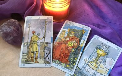 Women's Day Special : In conversation with Tarot Card Reader Shovna
