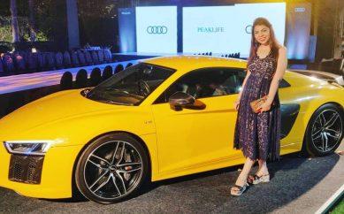 Audi PeakLife Fashion Capsule Show – Rahil Ansari, Head Audi India