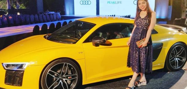 Audi PeakLife Fashion Capsule Show – Rahil Ansari, Head Audi India